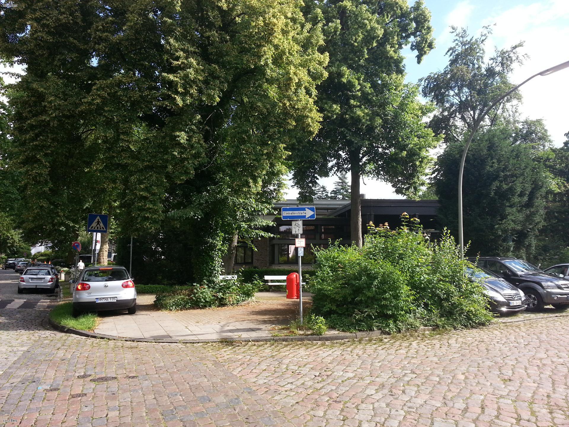 Ecke Gräpelweg - Sichter